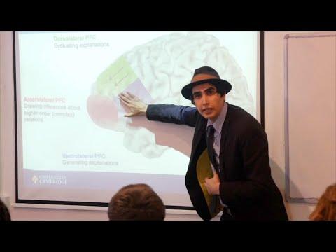 Neuroscience of Sleep Paralysis and Dreams | Lecture at Oxford University | Baland Jalal