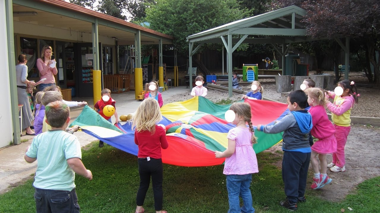 3 Fun Outdoor Games for Kids