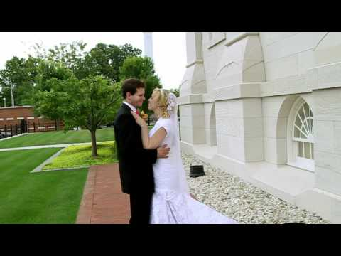 Nauvoo LDS Mormon Temple Wedding Video