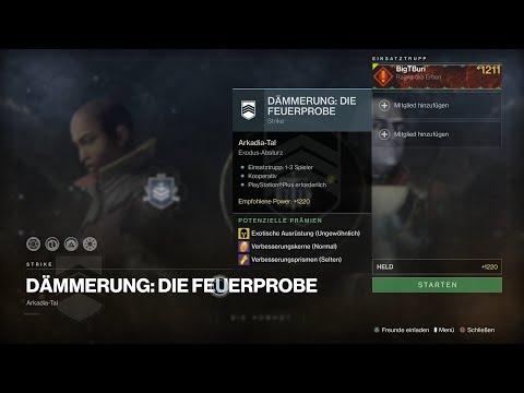 Destiny 2#007 Feuerprobe