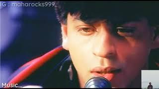Ae Ajnabi - Lyrics with English translation||Dil Se||Shahrukh Khan|Udit Narayan||Manisha Koirala||