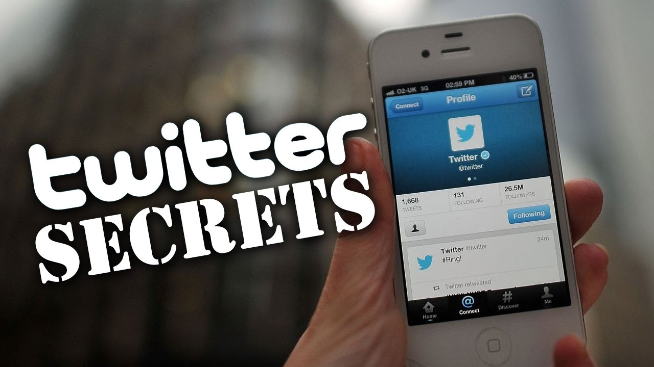 8 Twitter Secrets You DIDN'T Know