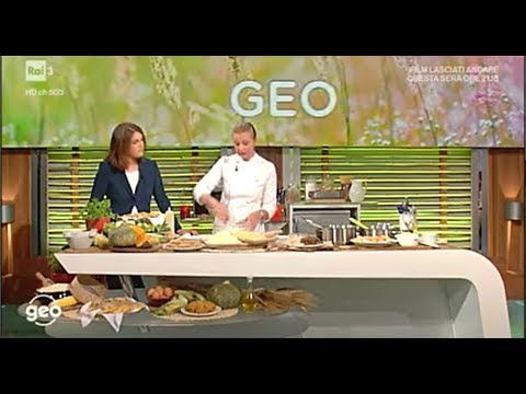 RAI3 GEO&GEO - La cucina veneta dell\'Agrichef Cia Patrizia Delponte