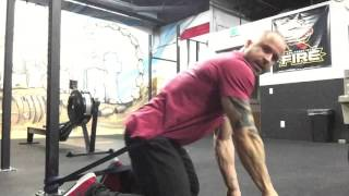 Hip Impingement Clear Out and a Mushroom   Trevor Bachmeyer   SmashweRx