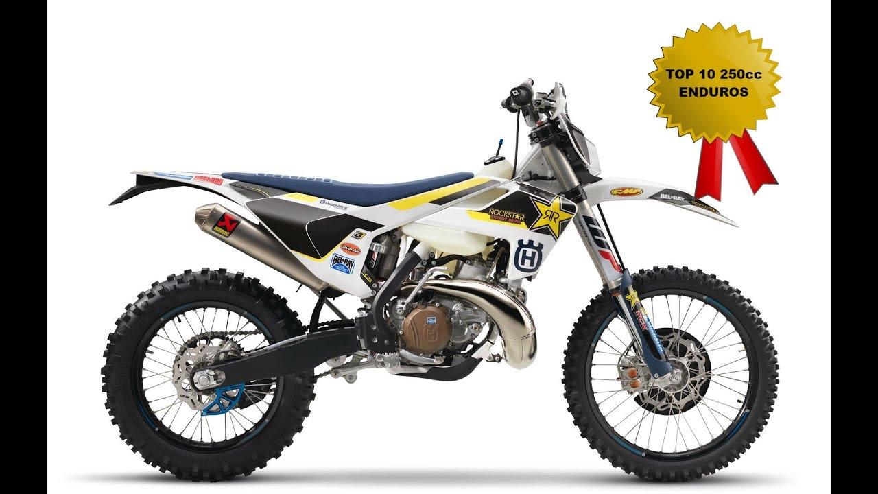 enduro 250cc motorbikes