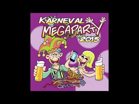 Karneval Megaparty 2015 (DJ-Mix)