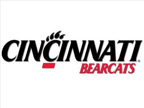 """University of Cincinnati Bearcats Fight Song """"Cheer ..."""