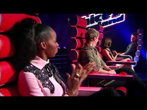 James Sheridan performance on The Voice of Ireland