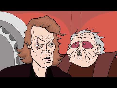 It's Hard To Convince Anakin Skywalker