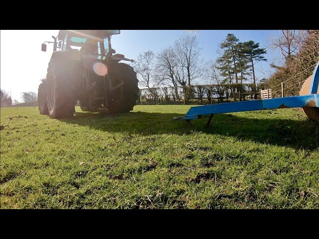 GETTING THE FRONT PADDOCKS READY FOR THE SPRING... WE ARE OPENING THE FARM TO THE PUBLIC!