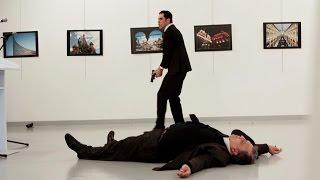 A Deadly Day: Russian Ambassador Assassinated; 12 Dead in Berlin Truck Crash; Zürich Mosque Attacked
