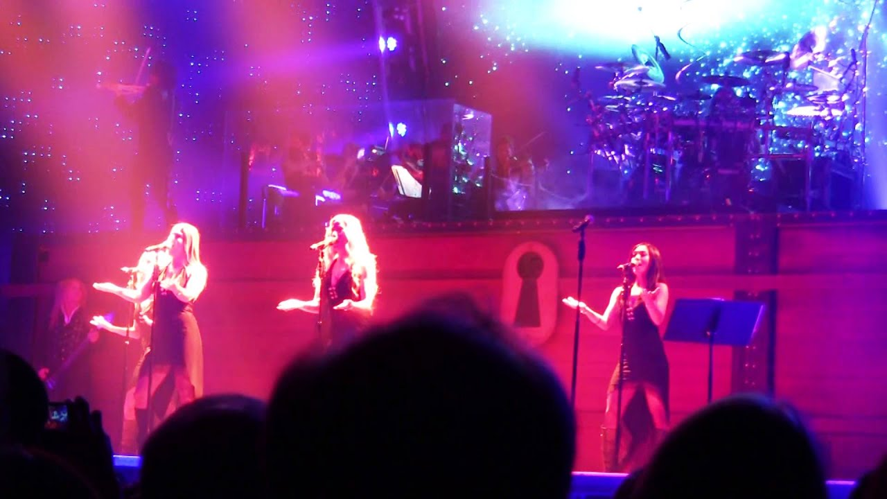 Trans-Siberian Orchestra 2014 Pittsburgh (The Christmas Attic ...