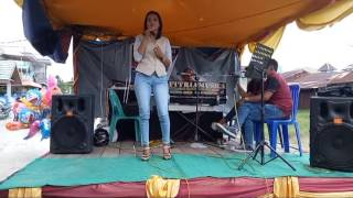 Keyboard Fitria Musica - Ikhlas Mix Vocal Resty  16 Maret 2017  Live Dumai