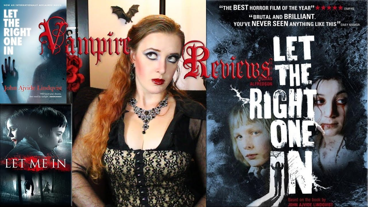 Download Vampire Reviews: Let the Right One In