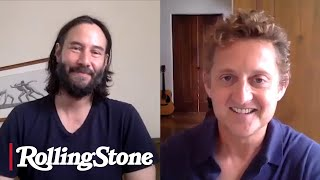 Keanu Reeves and Alex Winter on Everything Bill & Ted