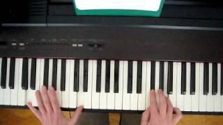 Steeds Weer, Nick en Simon, Piano