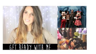 Get ready with me | Maquillaje, pelo y outfit | DisneyStore ♥ Thumbnail