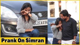 Prank On Simran Verma Chik Chik Boom | Funky Joker