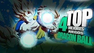 Top 4  / Los mejores juegos de dragon ball / FabriZzio_tops