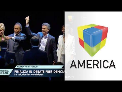 El mensaje final de Daniel Scioli y Mauricio Macri