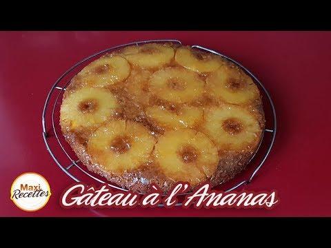 recette-gâteau-à-l'ananas