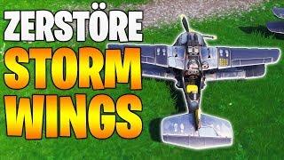 Fortnite: Zerstöre fliegende X-4 Stormwings - Tipps & Tricks  Season 7 Woche 7