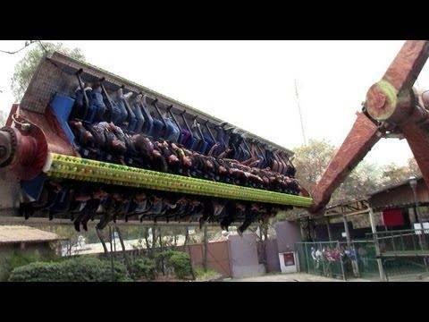 Huracán off-ride HD Six Flags México