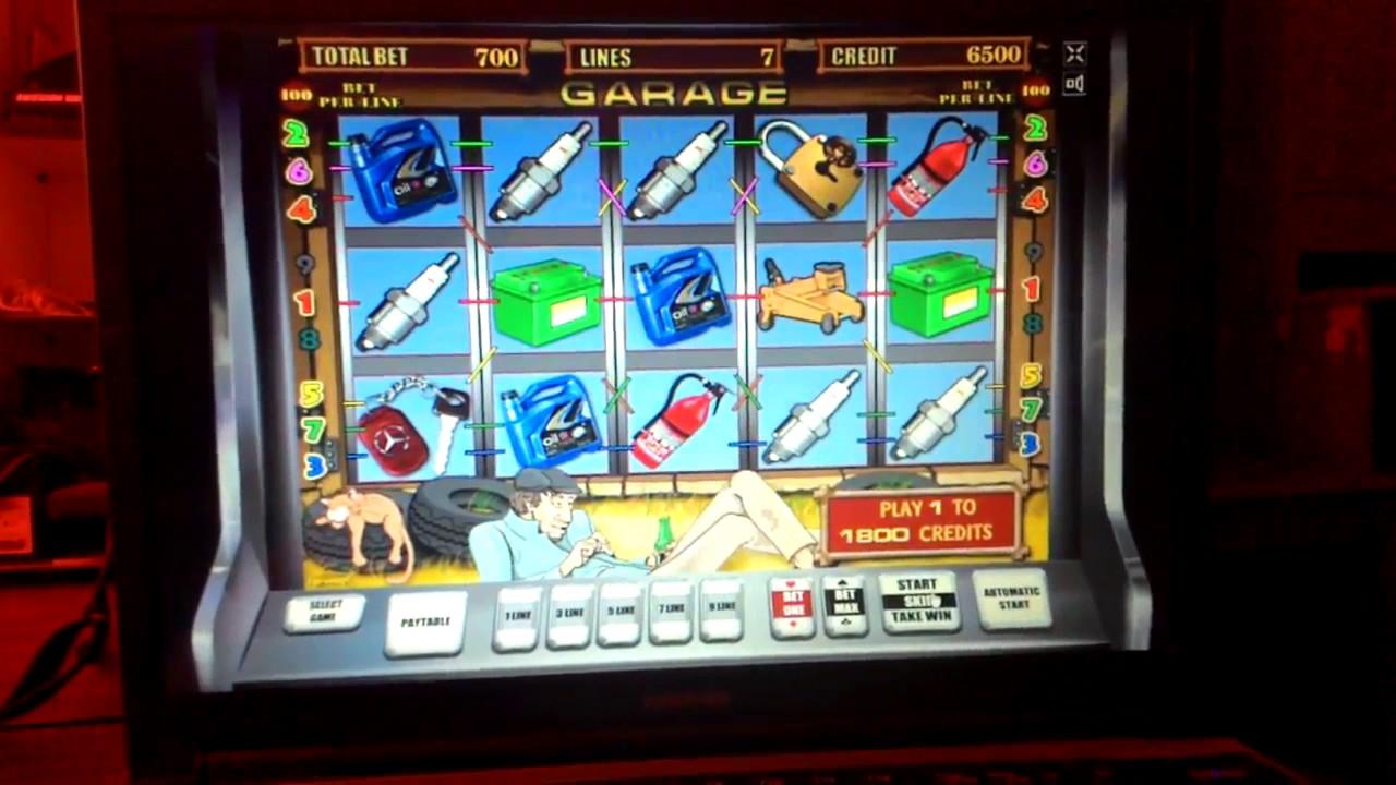 Игровые аппараты 2000 года