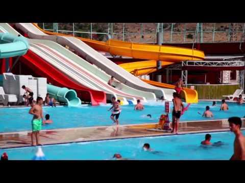 Kayseri Şirin Aqua Park Genel Tanıtım Video