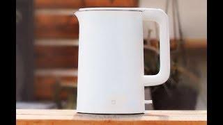 видео Xiaomi выпустила электрический чайник Electric Kettle за $15