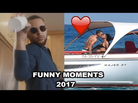 Thumbnail: NEW Stephen Curry FUNNY MOMENTS 2017 Part 3