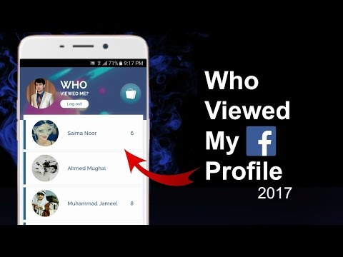How To See Who Viewed My Facebook Profile Using Mobile