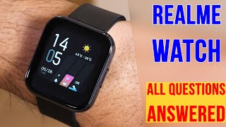 Realme Watch Detailed Usage Experience | Unboxing & Review | Better Than Fitness Bands? [Hindi]