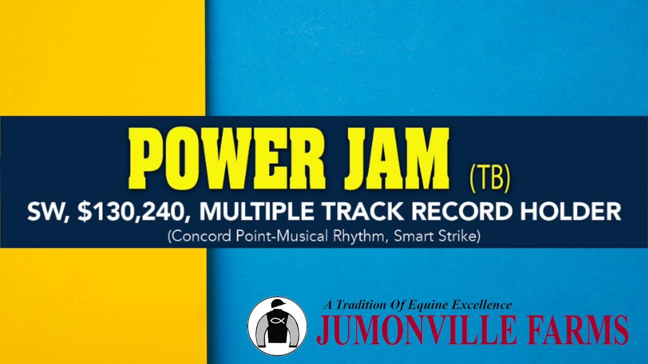 Power Jam | Jumonvillefarms