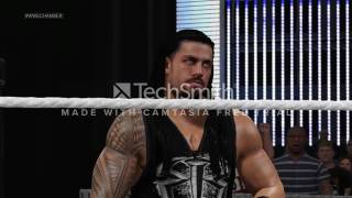 WWE 2K15 Roman Reigns mod