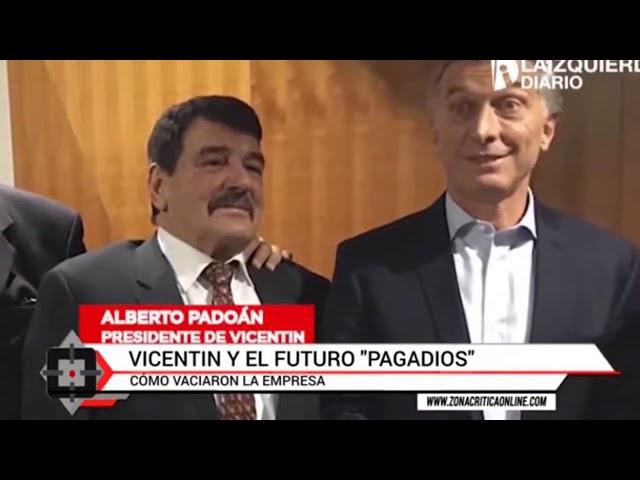 Carlos Del Frade explica como vaciaron Vicentin