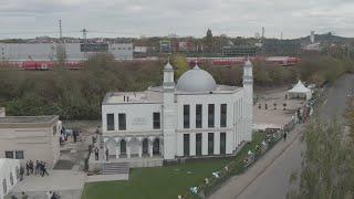 Inauguration Of Baitul Hameed Mosque