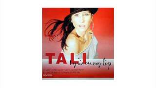 MC Tali - Lyric On My Lip (Ed Rush & Optical Remix)