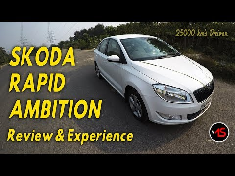 Skoda Rapid Ownership Review With Real Experience  | mSharif Vlogs
