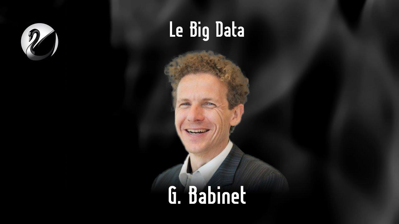 Gilles Babinet - Le Big Data