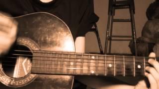 [V Nguyen] Hẻm vắng - Sỹ Luân ft. Jenny Hải Yến (guitar cover)