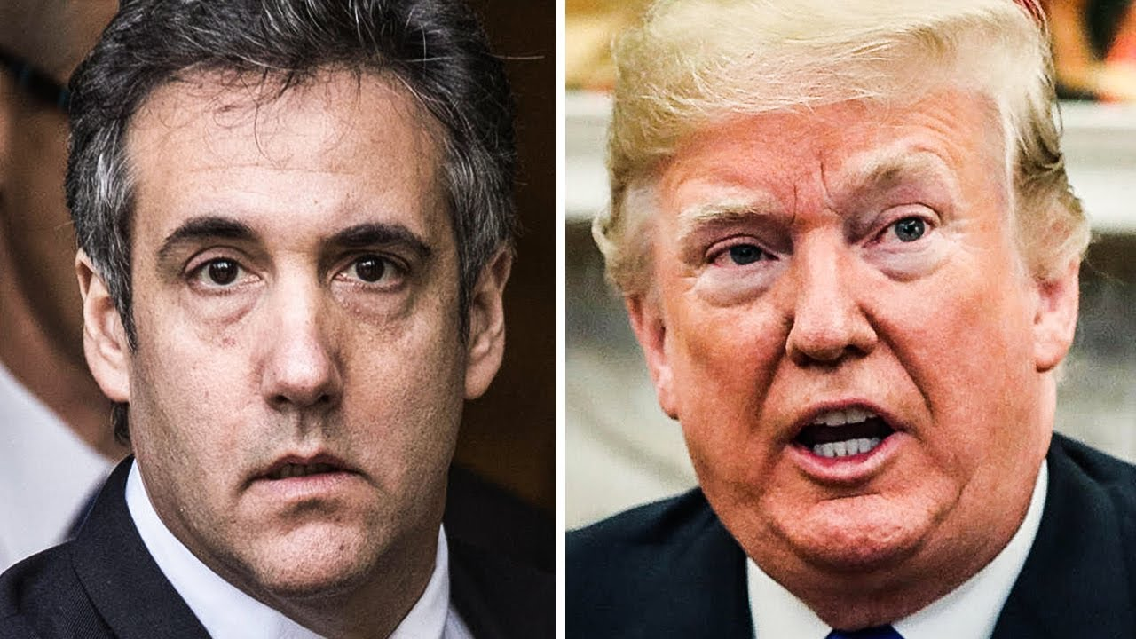 Michael Cohen Is About To Get Trump In HUGE Trouble