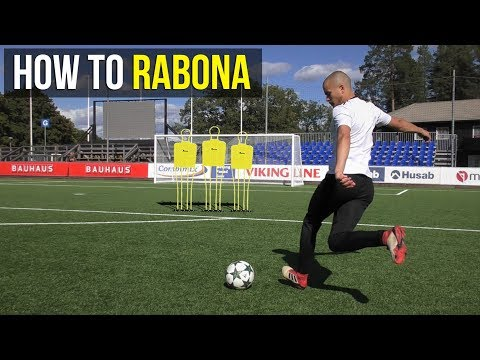 How To Do A Rabona Kick In Football | Tutorial 2019