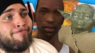 GTA & STAR WARS NO HAPPY WHEELS