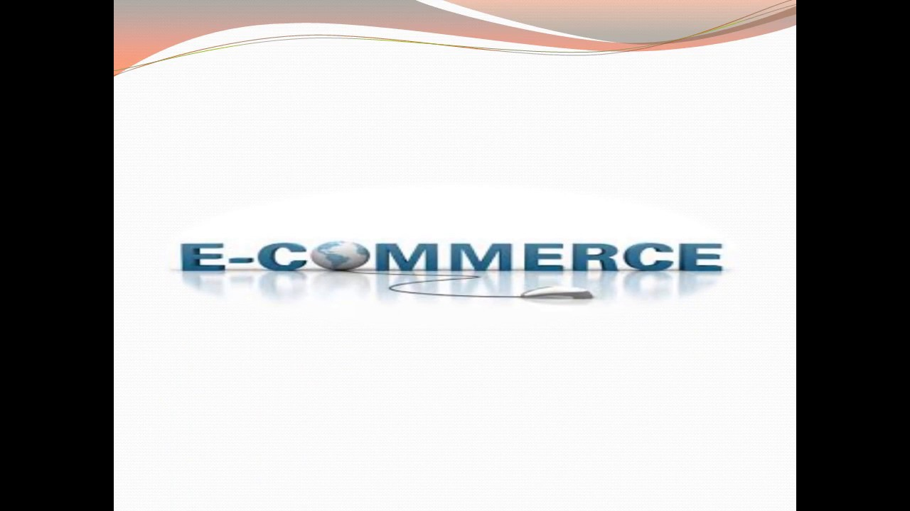 ppt presentation on e commerce youtube