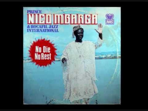 Prince Nico Mbarga & Rocafil Jazz ~ Celibataire avec des enfants