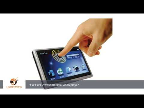 Ematic Surge 8 GB HD Video MP3 Player with 4.3-Inch Touch Screen | Review/Test