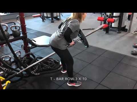 Burn Fitness - Rig Workout