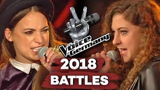 Elle King - Ex's & Oh's (Mascha Winkels vs. Lia Joham) | The Voice of Germany | Battle