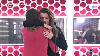 LOVE ON THE BRAIN - Amaia | Primer pase de micros para la Gala 11 | OT 2017